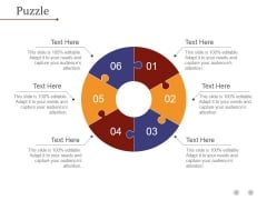 Puzzle Ppt PowerPoint Presentation Ideas