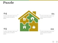 Puzzle Ppt PowerPoint Presentation Infographics Grid