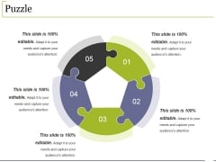 Puzzle Ppt PowerPoint Presentation Infographics Inspiration