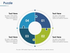 Puzzle Ppt PowerPoint Presentation Layouts Elements