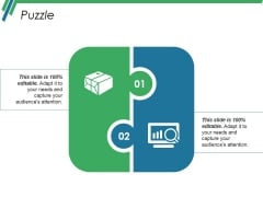 Puzzle Ppt PowerPoint Presentation Layouts Example