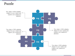 Puzzle Ppt PowerPoint Presentation Layouts Icon