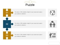 Puzzle Ppt PowerPoint Presentation Layouts Images