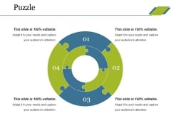 Puzzle Ppt PowerPoint Presentation Model Outfit