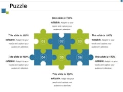 Puzzle Ppt PowerPoint Presentation Outline Picture