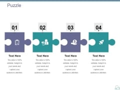 Puzzle Ppt PowerPoint Presentation Pictures Microsoft