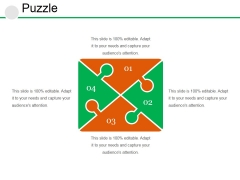 Puzzle Ppt PowerPoint Presentation Pictures Mockup