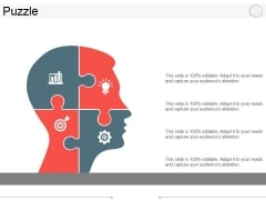 Puzzle Ppt PowerPoint Presentation Pictures Skills