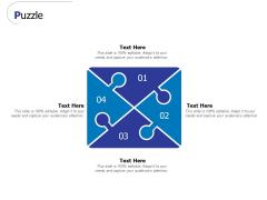 Puzzle Ppt PowerPoint Presentation Portfolio Example Introduction