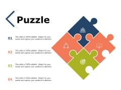 Puzzle Ppt PowerPoint Presentation Portfolio Graphic Tips