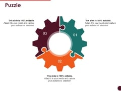Puzzle Ppt PowerPoint Presentation Portfolio Structure