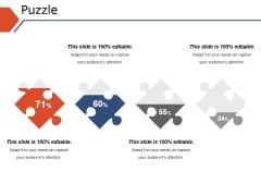 Puzzle Ppt PowerPoint Presentation Professional Backgrounds
