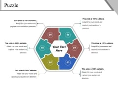 Puzzle Ppt PowerPoint Presentation Professional Ideas