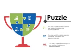 Puzzle Ppt PowerPoint Presentation Professional Influencers