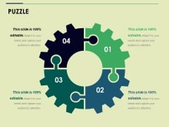 Puzzle Ppt PowerPoint Presentation Professional Visuals