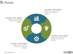 Puzzle Ppt PowerPoint Presentation Shapes