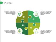 Puzzle Ppt PowerPoint Presentation Show Picture