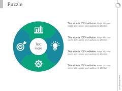 Puzzle Ppt PowerPoint Presentation Show