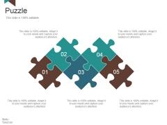 Puzzle Ppt PowerPoint Presentation Slides Inspiration