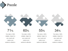 Puzzle Ppt PowerPoint Presentation Styles Example Introduction