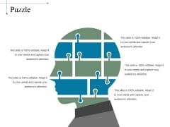 Puzzle Ppt PowerPoint Presentation Styles Visual Aids