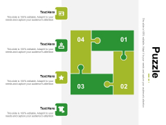 Puzzle Ppt PowerPoint Presentation Summary Graphics Template