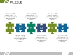Puzzle Ppt PowerPoint Presentation Summary Graphics Tutorials