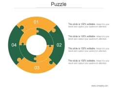 Puzzle Ppt PowerPoint Presentation Templates