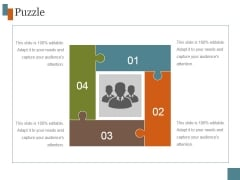 Puzzle Ppt PowerPoint Presentation Tips
