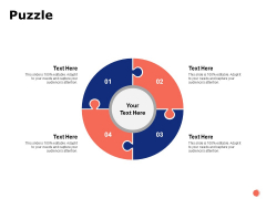 Puzzle Problem Ppt PowerPoint Presentation Infographic Template Examples