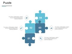 Puzzle Problem Ppt PowerPoint Presentation Inspiration Skills