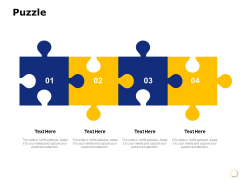 Puzzle Problem Ppt PowerPoint Presentation Model Tips