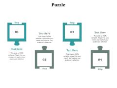 Puzzle Problem Ppt Powerpoint Presentation Pictures Shapes Cpb