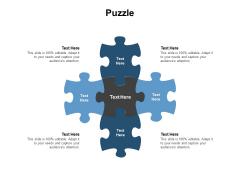 Puzzle Problem Ppt PowerPoint Presentation Slides Introduction