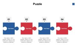 Puzzle Problem Solution Ppt PowerPoint Presentation Diagram Lists