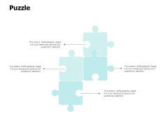 Puzzle Problem Solution Ppt PowerPoint Presentation Gallery Graphics