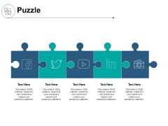 Puzzle Problem Solution Ppt PowerPoint Presentation Icon Graphics Tutorials
