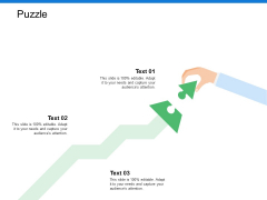 Puzzle Problem Solution Ppt PowerPoint Presentation Infographic Template Layouts