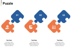 Puzzle Problem Solution Ppt Powerpoint Presentation Outline Elements
