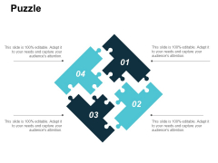 Puzzle Problem Solution Ppt Powerpoint Presentation Pictures Display