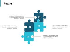 Puzzle Problem Solution Ppt PowerPoint Presentation Professional Files