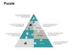 Puzzle Problem Solution Ppt PowerPoint Presentation Show Smartart