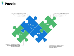 Puzzle Problem Solution Ppt Powerpoint Presentation Styles Good