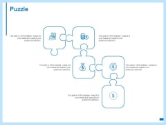 Puzzle Problem Solution Ppt PowerPoint Presentation Styles Grid