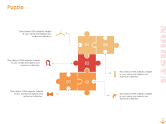 Puzzle Problem Solution Ppt PowerPoint Presentation Styles Outfit