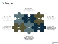 Puzzle Problem Solving Ppt PowerPoint Presentation Infographics Brochure