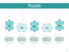 Puzzle Solution Ppt PowerPoint Presentation Layouts Elements