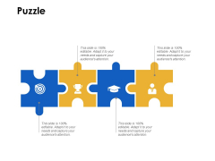 Puzzle Solution Ppt Powerpoint Presentation Model Objects