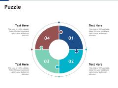 Puzzle Solution Ppt PowerPoint Presentation Portfolio Elements
