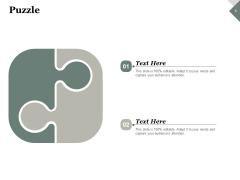 Puzzle Solution Ppt PowerPoint Presentation Portfolio Inspiration